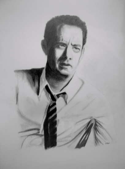Tom Hanks by steve2656